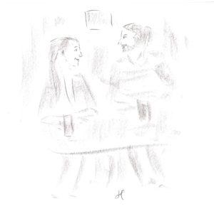 Alle-mal-malen Bea & Ich